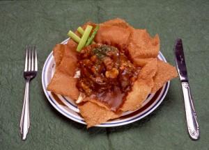 牛ロースの野菜包み ~ドミグラスソース風~