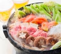 フードアドバイザーariさんオリジナルレシピ宮崎牛すき焼き
