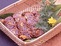 Steamed Rice Chestnut Beef Rolls