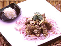 Spicy Coconut with Beef: This Year Is Ethnic Food!!