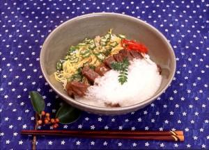 宮崎牛と山芋のひむか丼